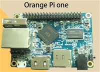 Orange pi one (512MB Ram)